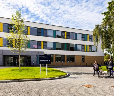 Maiden Erlegh School