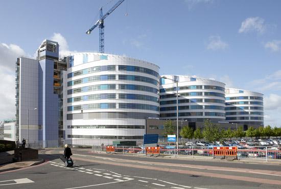 Q E Hospital New Build