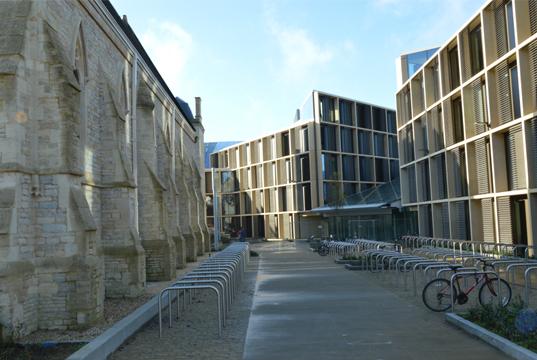 Oxford University Maths Institute