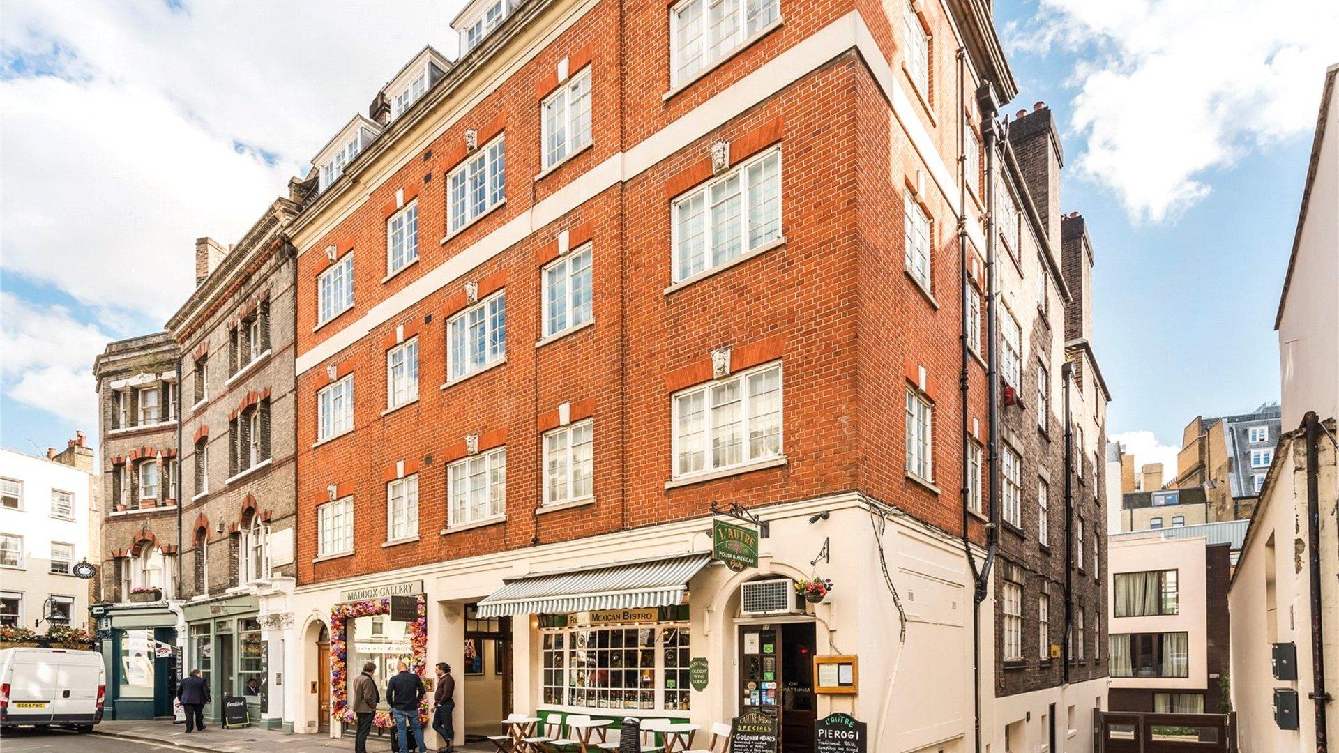 Shepherd Street, Mayfair