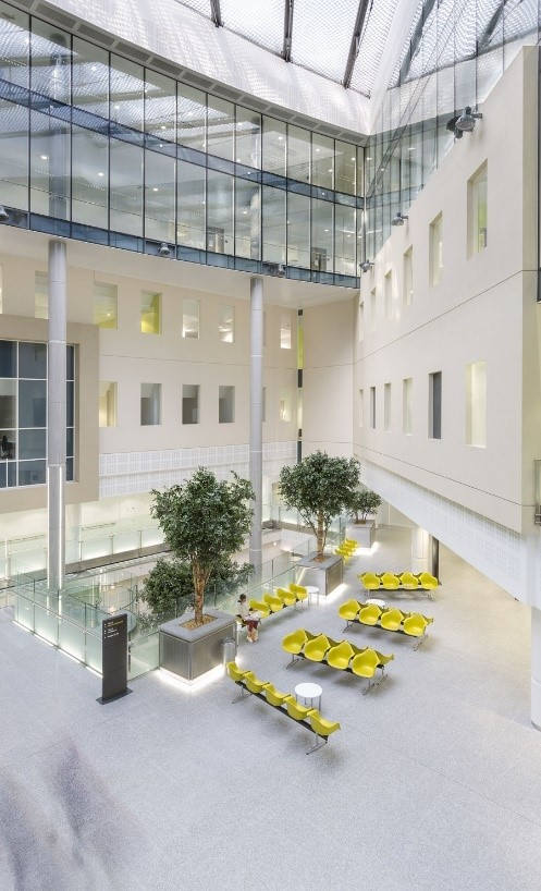 St Barts Hospital - Maintenance