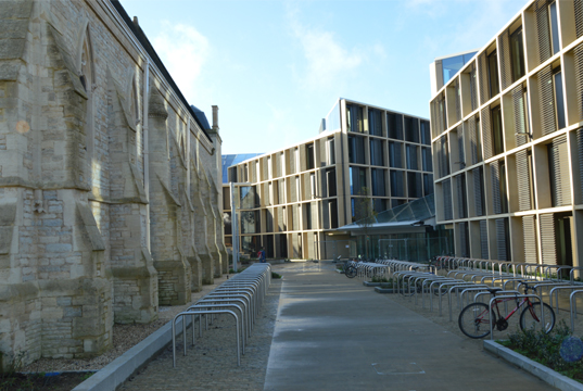 Oxford University Maths Institute
